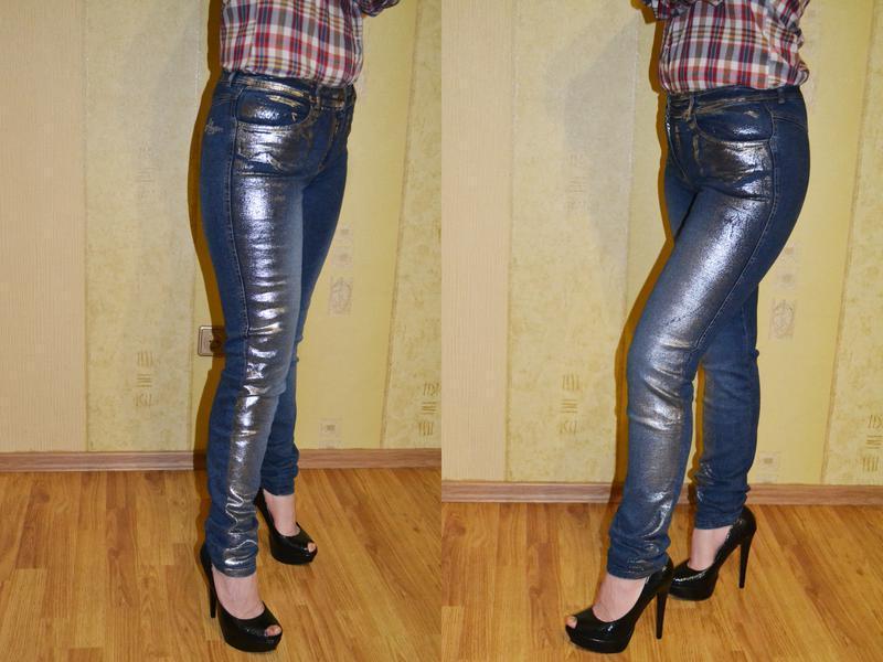 Французские джинсы morgan морган