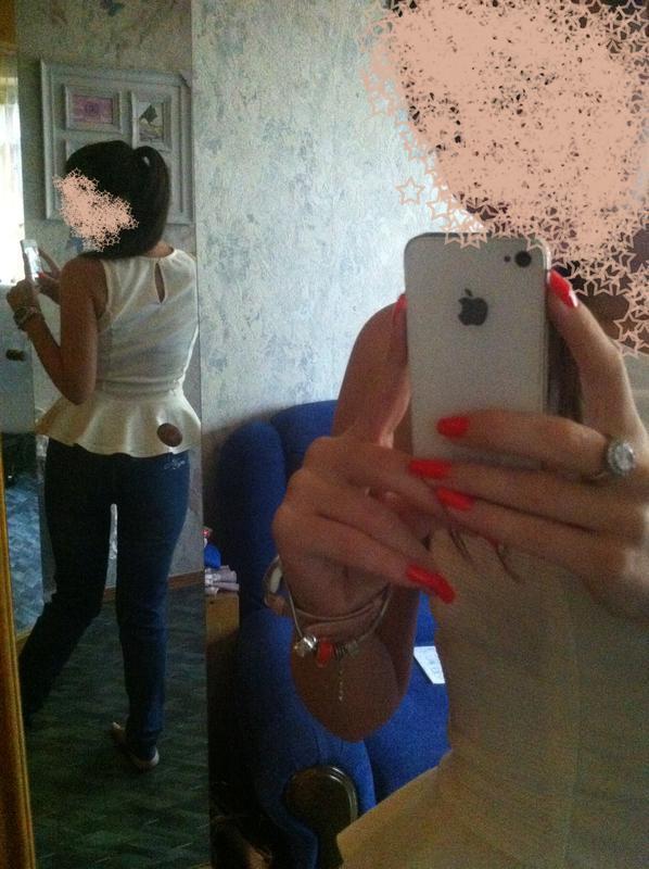 Французские джинсы morgan морган - Фото 5