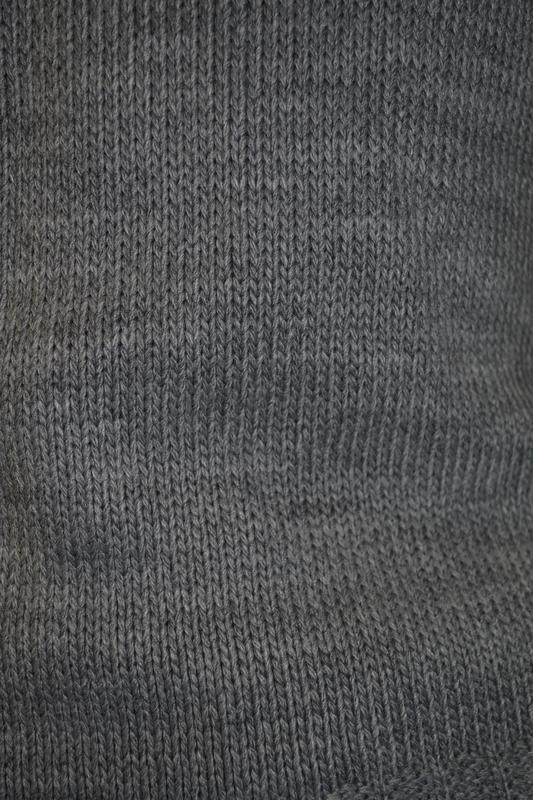 Серая кофта, свитер zara зара - Фото 4