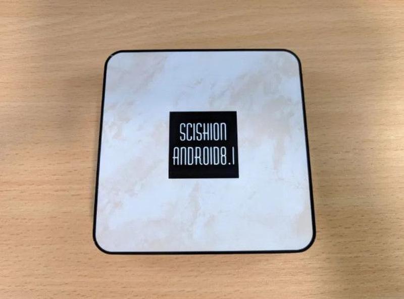 Тв приставка андроид SCISHION RX4B 4+32ГБ (Tv box X96 M8S xiao... - Фото 4
