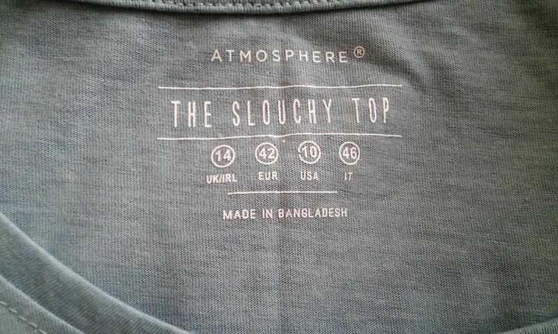 Лонгслив-футболка с длинным рукавом - Фото 3