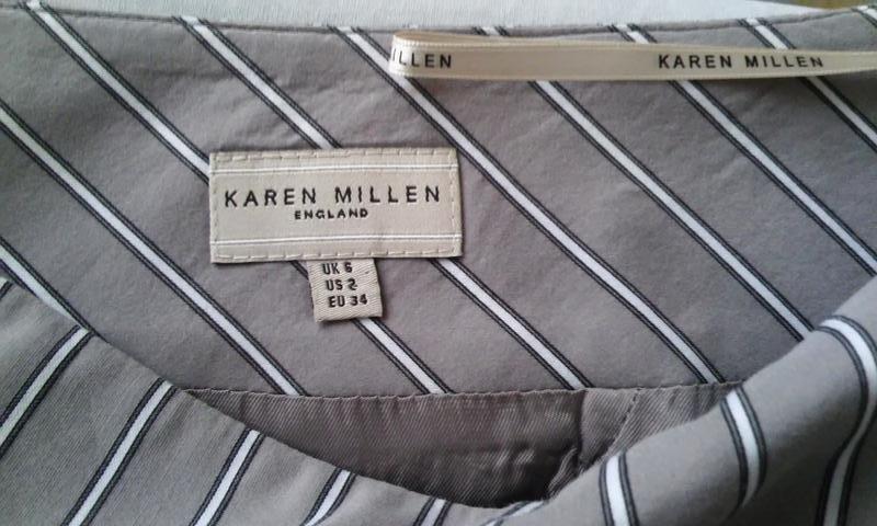 Необычная юбка с драпировкой, размер 34-36 - Фото 2