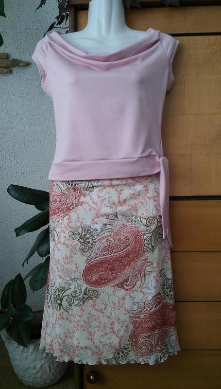 Легкая красивая юбка