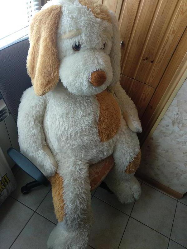 Мягкая игрушка - собака - Фото 3