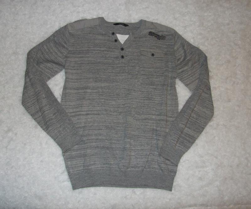 Кофта мальчику 13 - 14 лет свитер