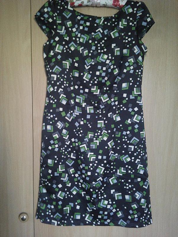 Платье летнее с-м