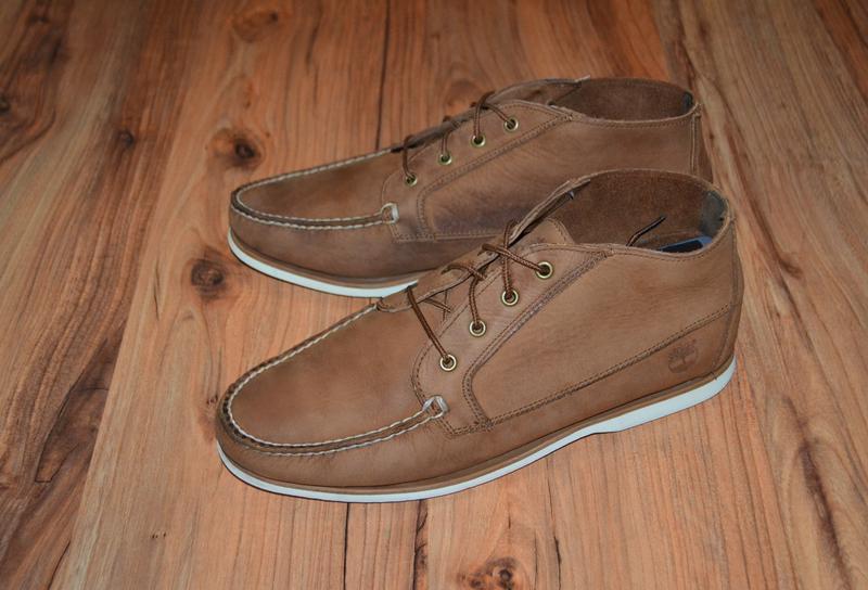 Продам ботинки timberland - 45 размер кожа демисезон