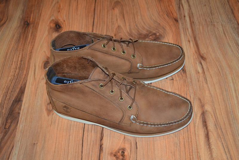 Продам ботинки timberland - 45 размер кожа демисезон - Фото 2
