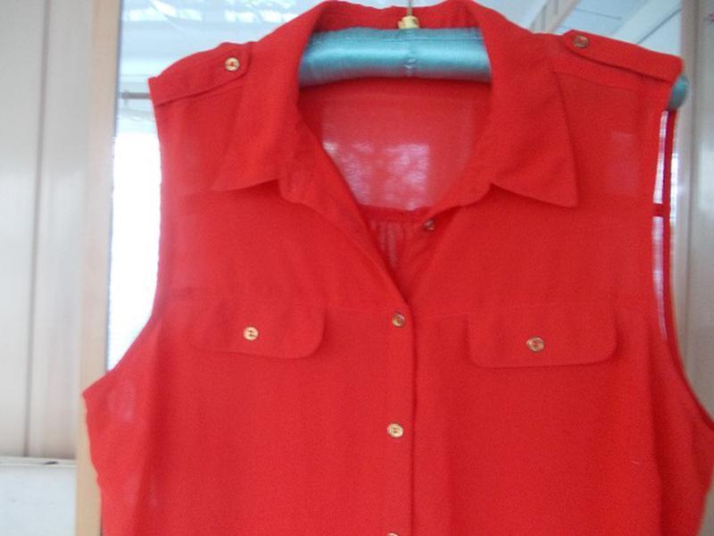Блуза летняя george р.44-46 - Фото 2