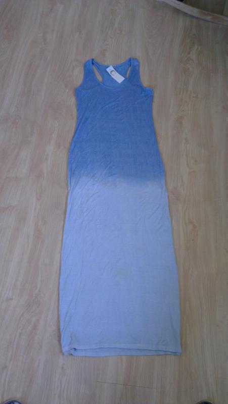 Платье омбре - Фото 2
