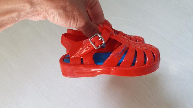 Мягкие сандалики - Фото 3