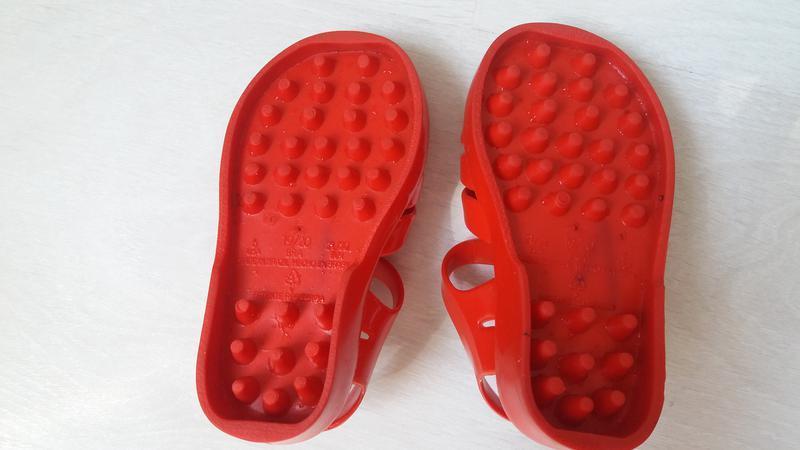 Мягкие сандалики - Фото 4