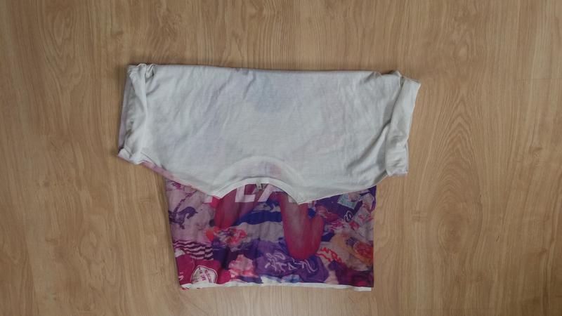Длинная футболка - Фото 3