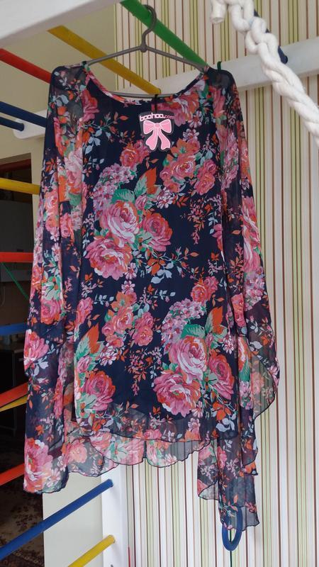 Платье кейп