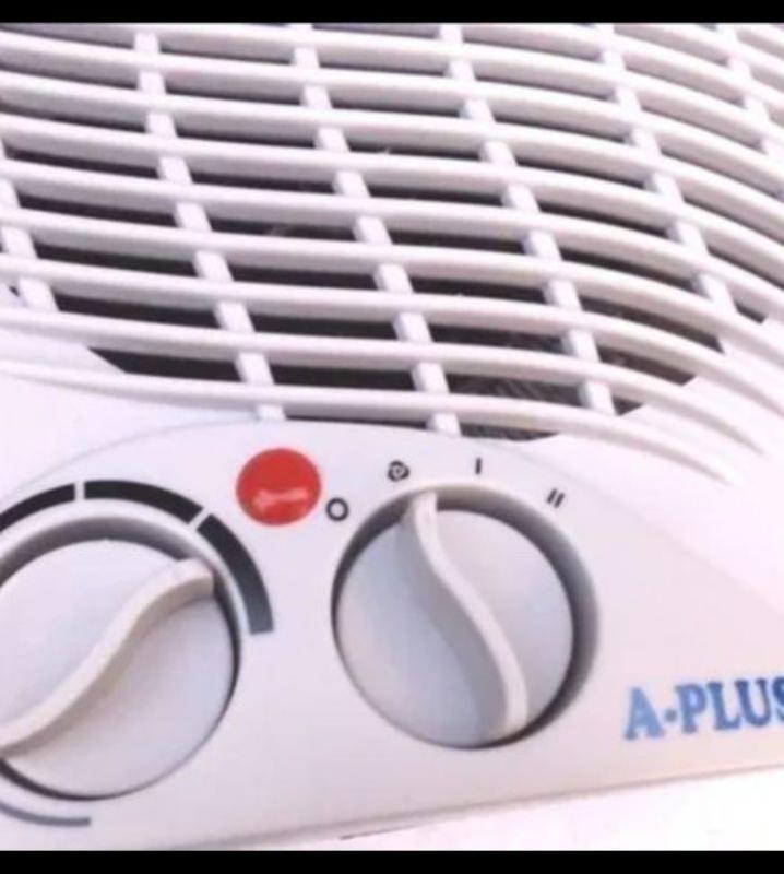 Тепловентилятор воздуха тепло обогреватель дуйчик обігрівач дуйка - Фото 2