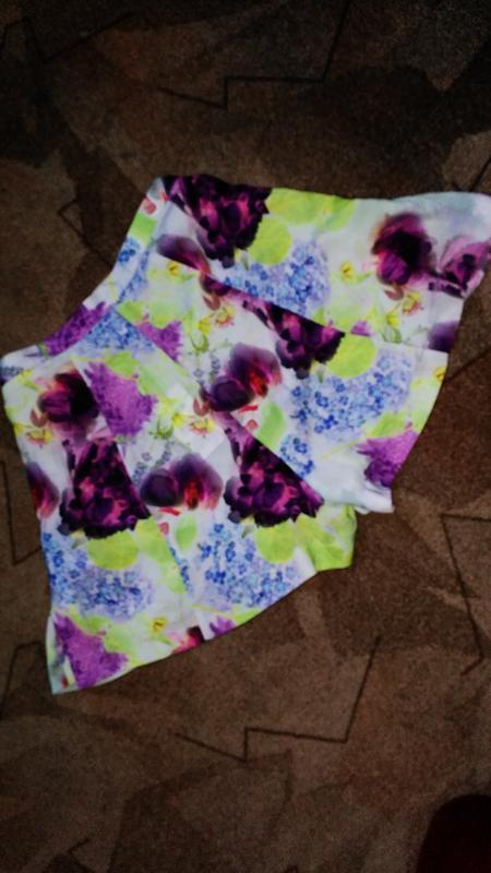 Новые яркие шорты с складками по бокам от asos