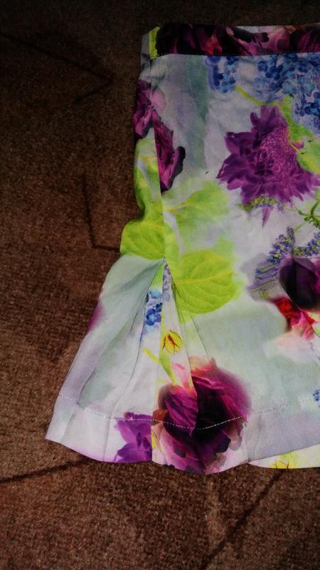 Новые яркие шорты с складками по бокам от asos - Фото 5