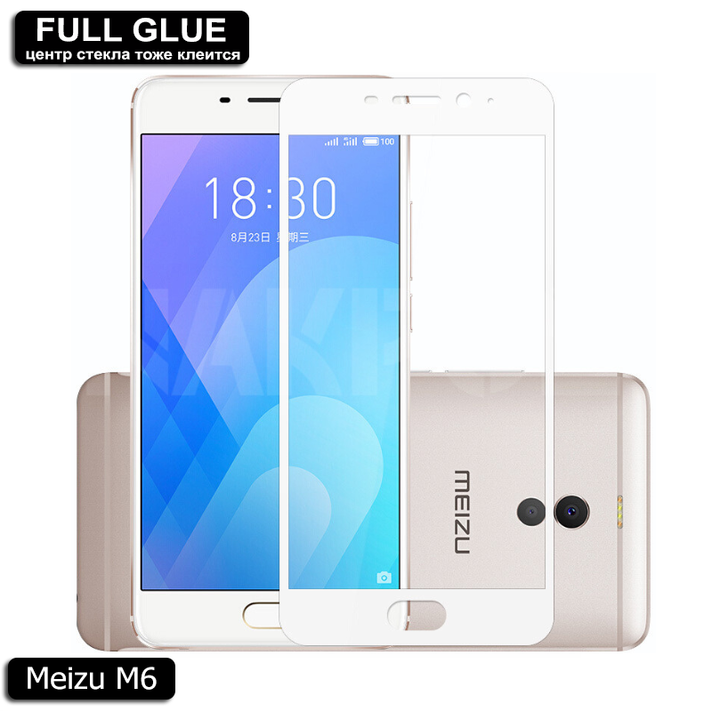 Full Glue стекло Meizu 16th / Note 9 / M6s / M6 / M6T / M5s / ... - Фото 5
