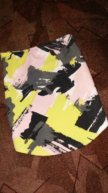 Яркая летняя юбка от boohoo - Фото 2