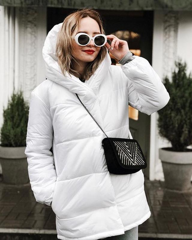 Актуальная куртка- зефирка, одеяло