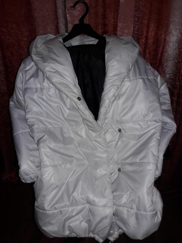 Актуальная куртка- зефирка, одеяло - Фото 2