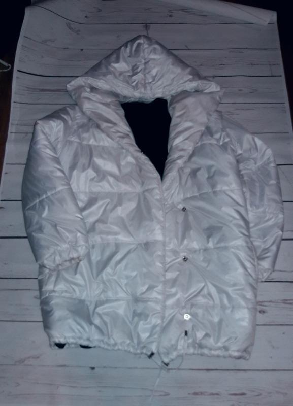Актуальная куртка- зефирка, одеяло - Фото 3