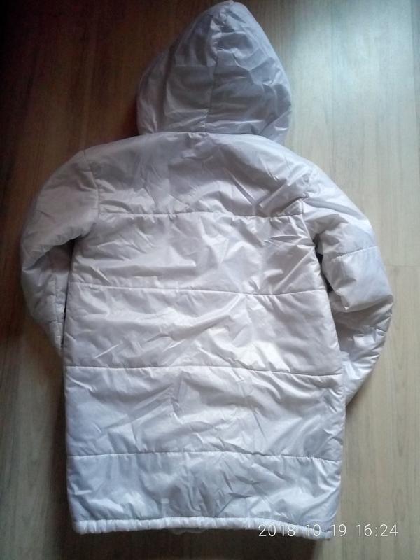 Актуальная куртка- зефирка, одеяло - Фото 5