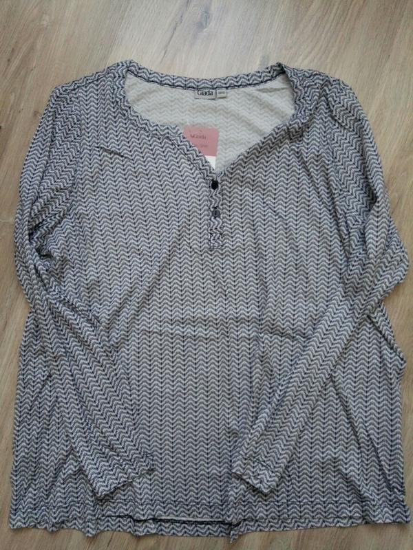 Блуза giada - Фото 2