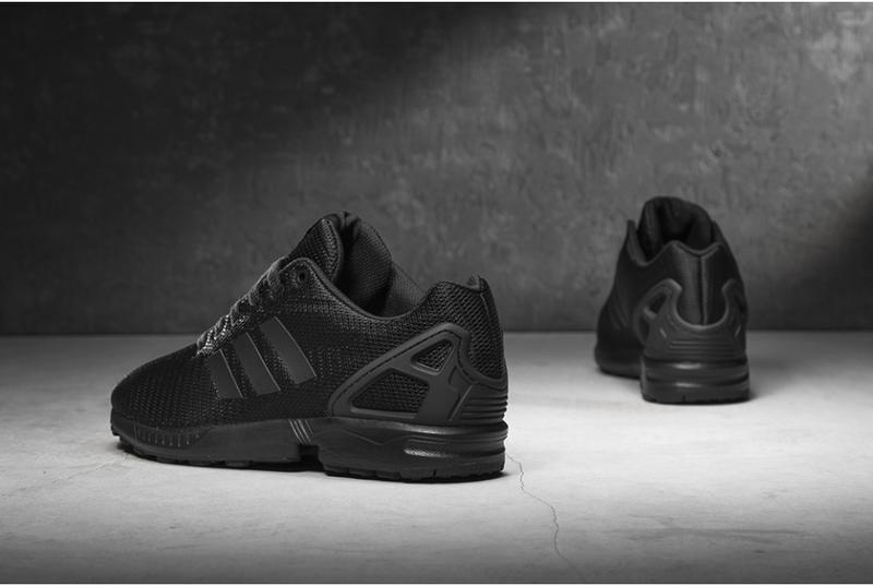 Мужские кроссовки adidas originals zx flux - Фото 2