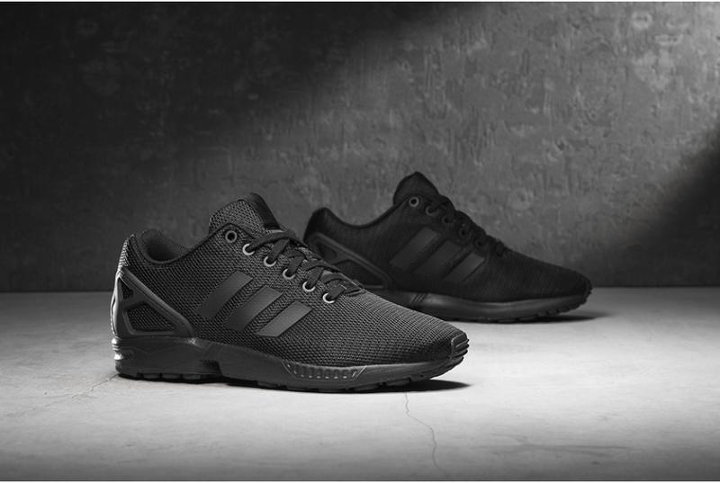 Мужские кроссовки adidas originals zx flux - Фото 3