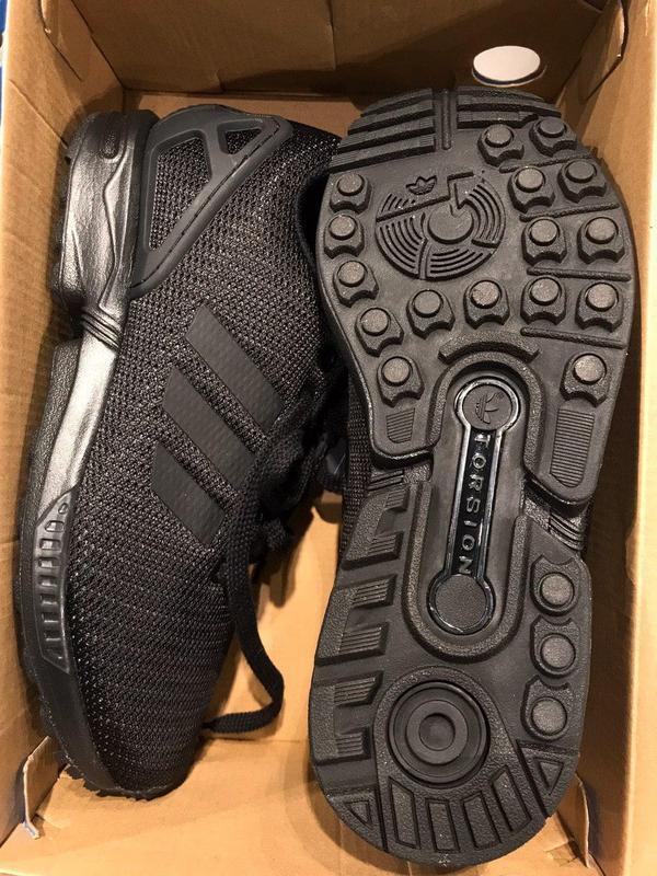 Мужские кроссовки adidas originals zx flux - Фото 5