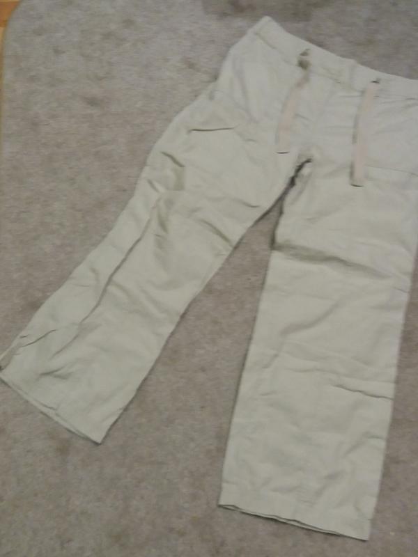 Натуральные брюки котон 14р на 48.50р      ж - Фото 2