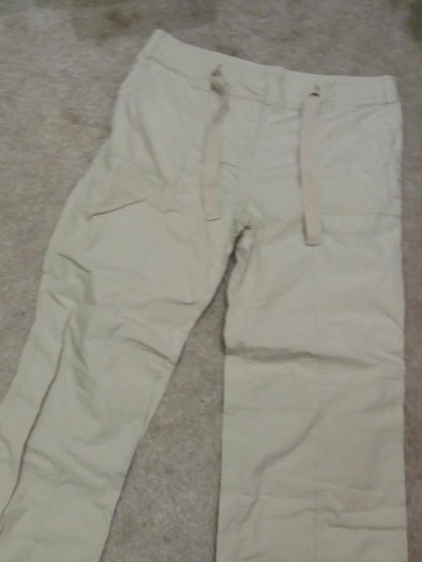 Натуральные брюки котон 14р на 48.50р      ж - Фото 3