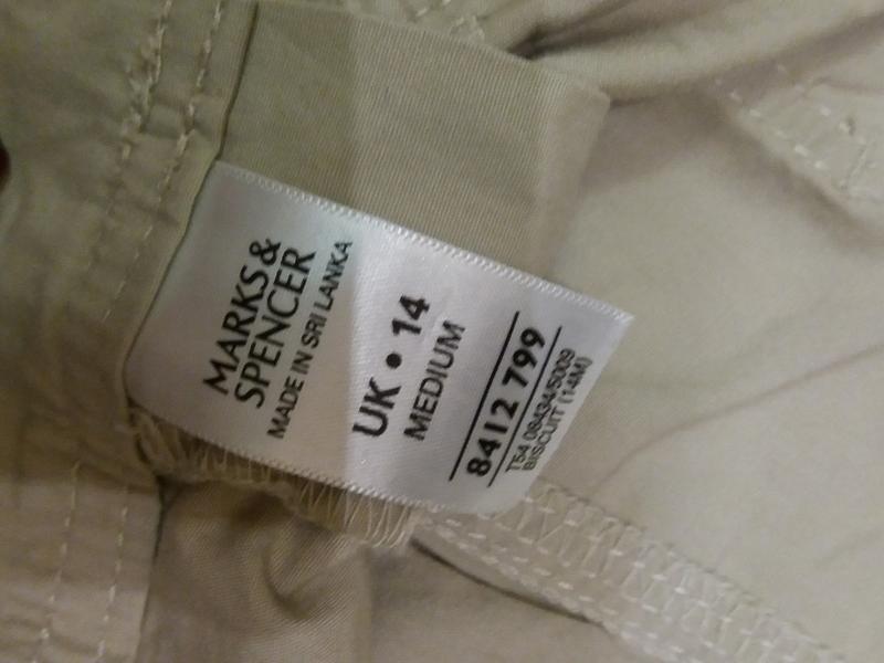 Натуральные брюки котон 14р на 48.50р      ж - Фото 7