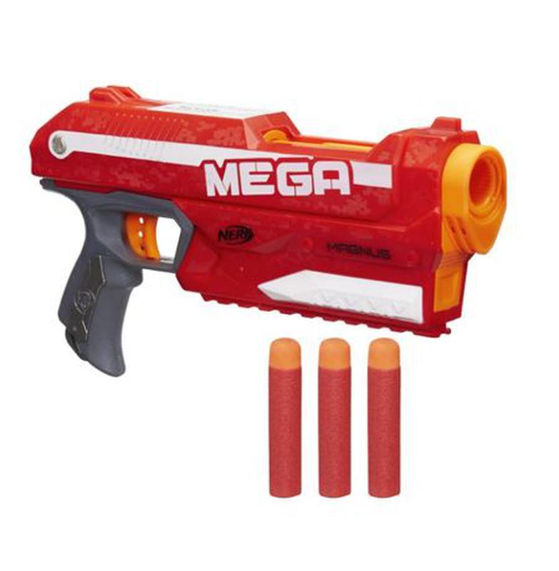 Игрушечный пистолет Нерф Мега бластер Nerf Магнус Magnus от Ha...