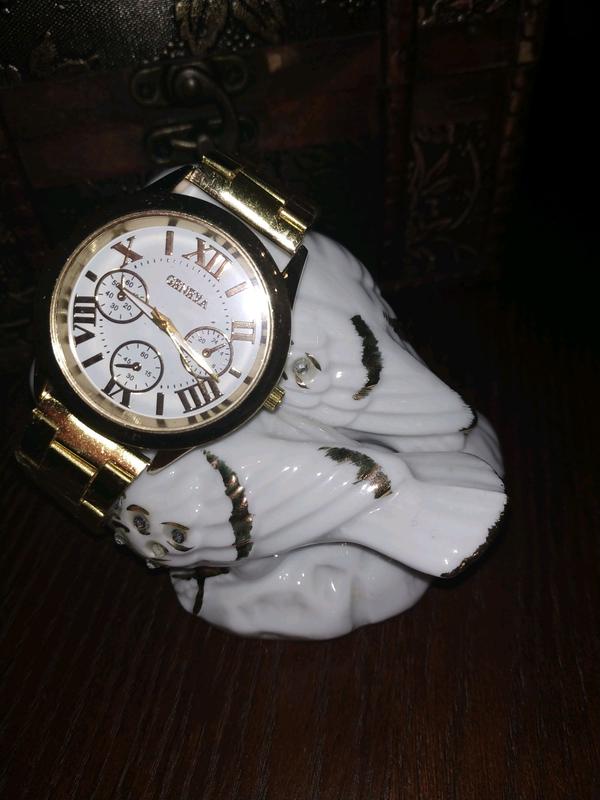 Часы римские цифры - Фото 4