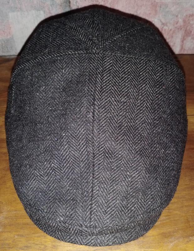 Кепка-шестиклинка woolworth