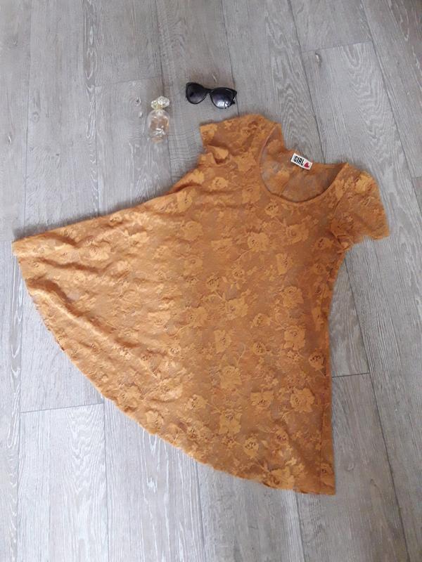 Пляжная туника. пляжное платье - Фото 2