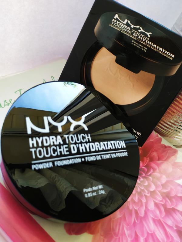 Неимоверная пудра 2 в 1! 😻 nyx hydra touch сша