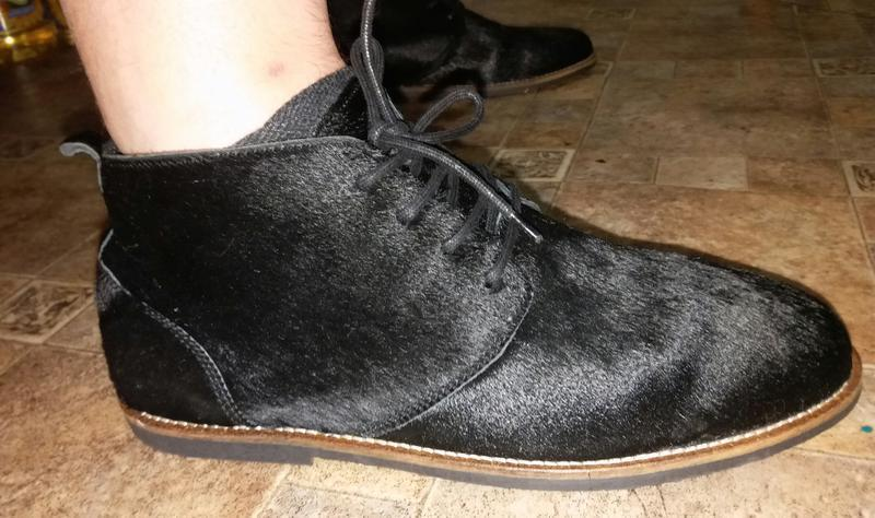 Летеяя цена ♥️♥️♥️♥️♥️♥️туфли мужские ботинки  из пони