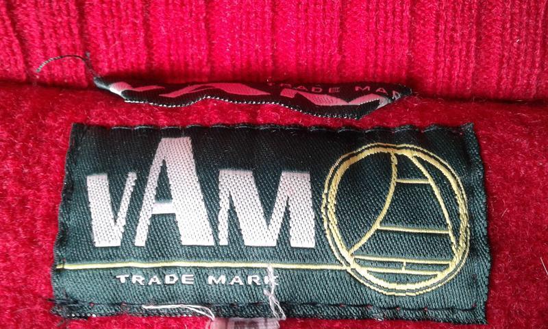 Оригинальное пальто ассиметричное шерстяное  р 48(корея)-стиль... - Фото 4