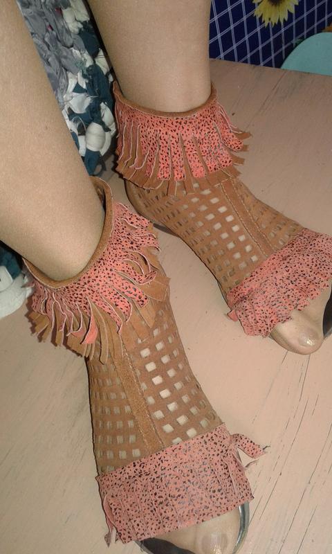 Босоножки гладиаторы-натуральная замша-стильно комфортно модно