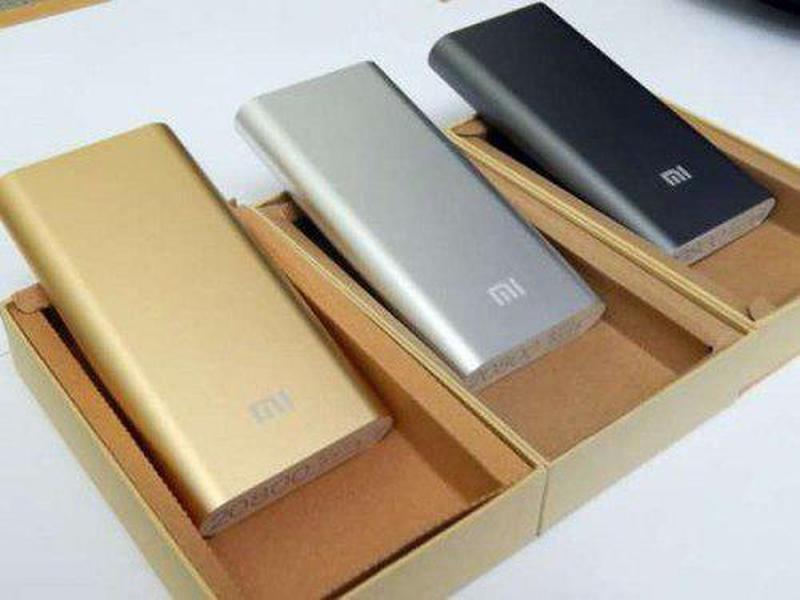 Повер банк Xiaomi 20800 mAh Power Bank Внешний Аккумулятор СЕРЕБР - Фото 5