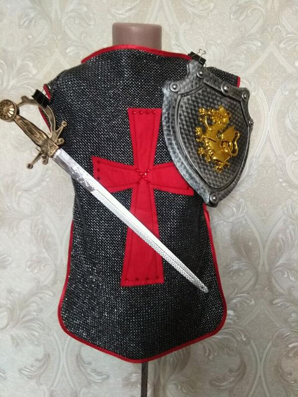 Костюм рыцаря мушкетёра гусара комар щелкунчик солдатик ниндзя