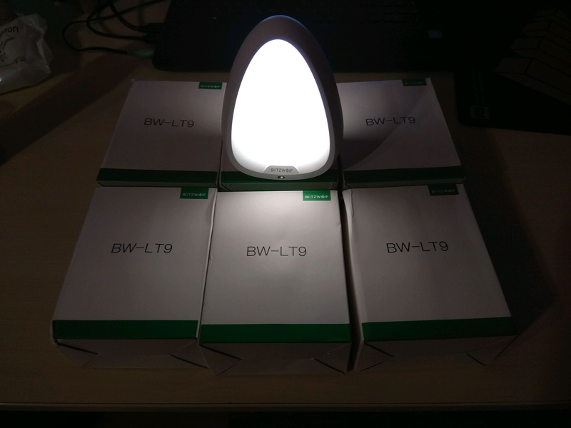 Ночник BlitzWolfBW-LT9 светильник
