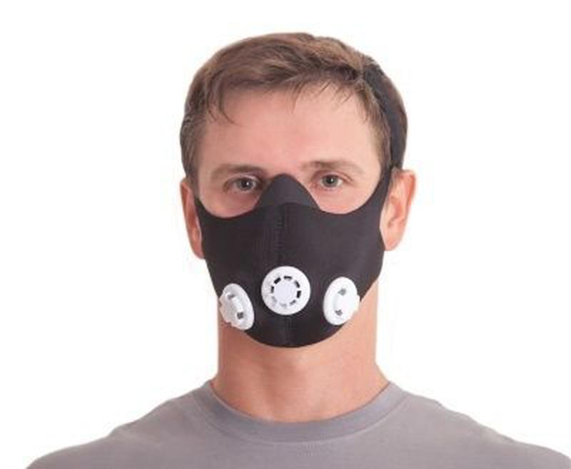 Тренировочная маска для дыхания,Elevation Mask 2.0,спортивная ... - Фото 2