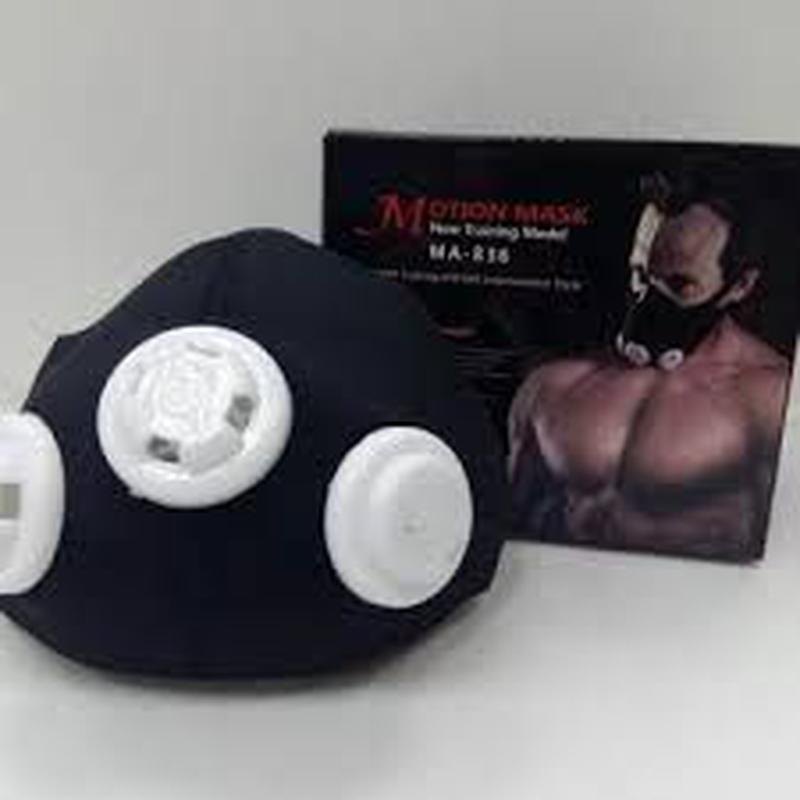 Тренировочная маска для дыхания,Elevation Mask 2.0,спортивная ... - Фото 4