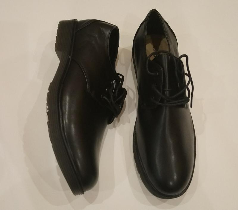 Туфли черные. сток