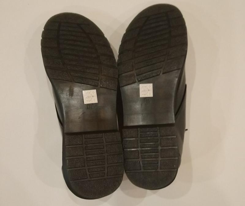Туфли черные. сток - Фото 4