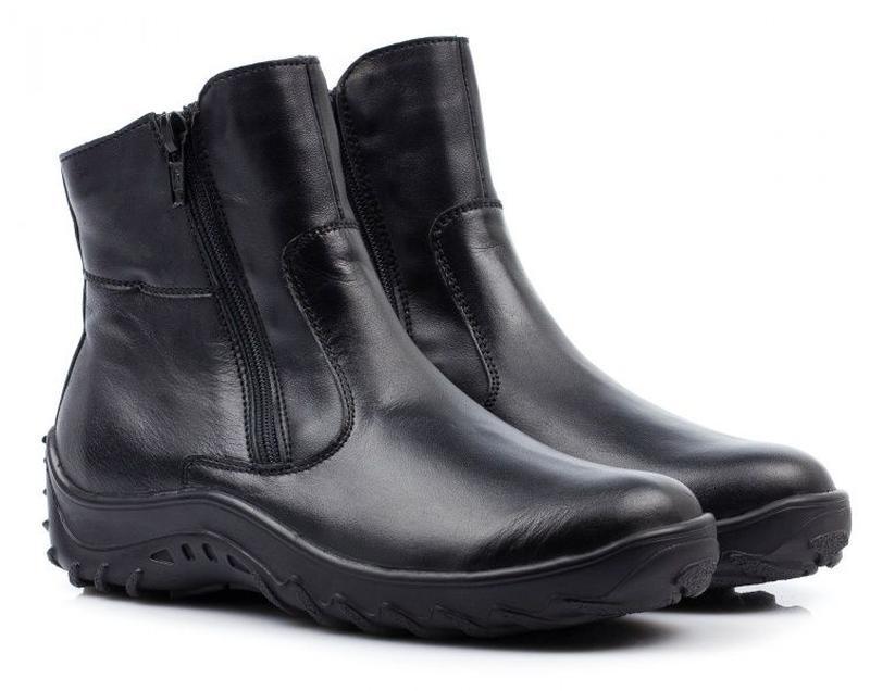 Кожаные зимние ботинки тм tiranitos украина 32, 33 размеры - Фото 2